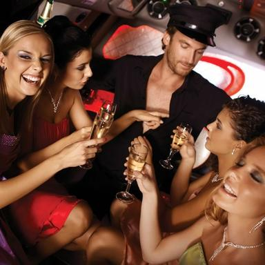 Las Vegas: Wild Ride™ Bachelorette Party