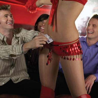 Ultimate Bachelor Party in Las Vegas