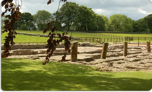 Hadrian's Wall and Scottish Borders Day Trip from Edinburgh
