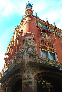 Palau de la Musica Catalana Guided Tour