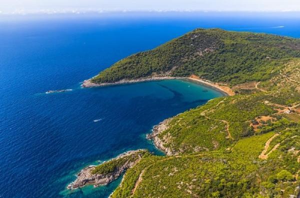 Elaphiti 3-Island Boat Trip from Dubrovnik