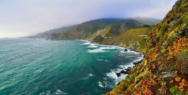 3-Day Pacific Coast Camping Tour