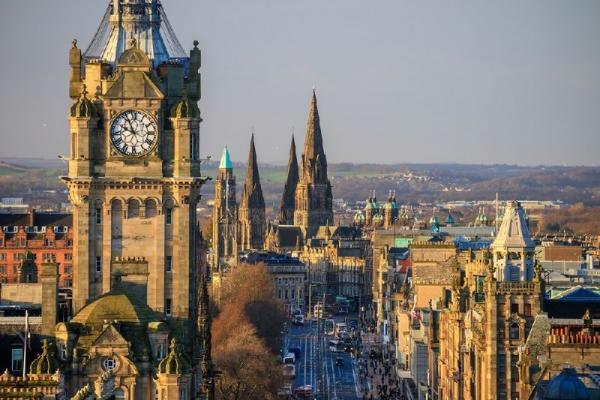 7-Day Great Britain Tour Package: England - Scotland - Wales