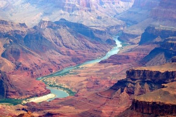 6-Day Grand Canyon South Rim, Lake Powell, Antelope Canyon and San Francisco Tour
