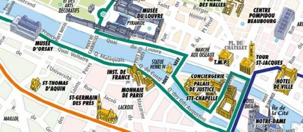 2-Day / 3-Day Paris Bus and Boat Pass