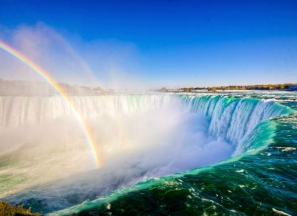 7-Day East Coast & Canada Tour From Philadelphia: Niagara Falls, Toronto, Thousand Islands & NYC