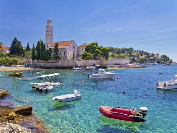 8-Day Sail Croatia Adventure Tour from Split