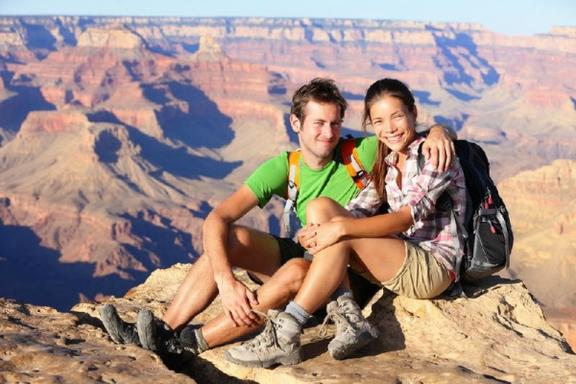 Grand Canyon West Rim Hiking & Bus Tour