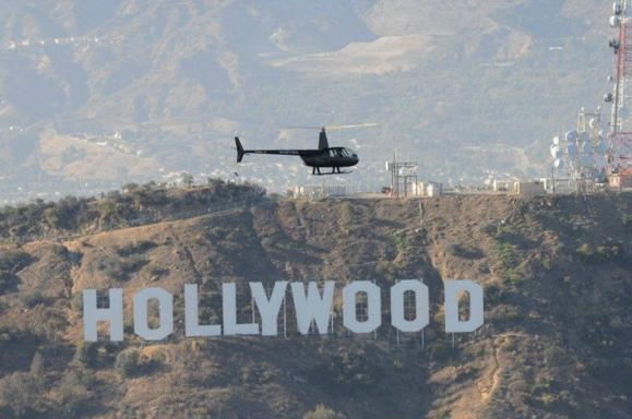 Hollywood Celebrity Aerial Tour