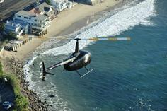 hot tours to hawaii from california:California Coastline Aerial Tour