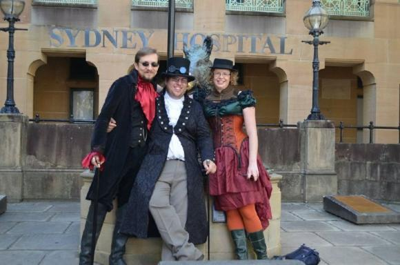 Sydney Convict Trails & Adventures Walking Tour