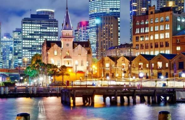 Sydney Past to Present Walking Tour