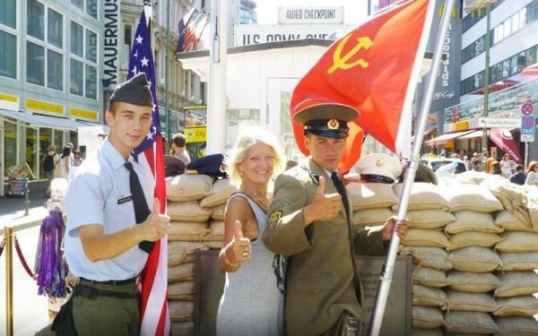 Berlin Wall and Cold War Bike Tour