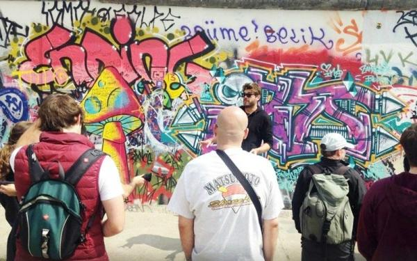 Berlin Wall and Cold War Bike Tour