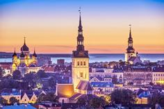 escorted vacation tours:20-Day Moscow, Baltic States and Eastern Europe Tour