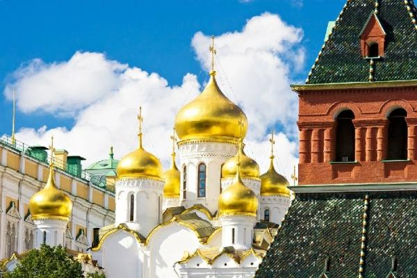 5-Day Moscow Golden Ring Tour