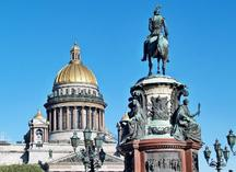 european group tour packages from india in winter 2014:St. Petersburg Discovery Tour
