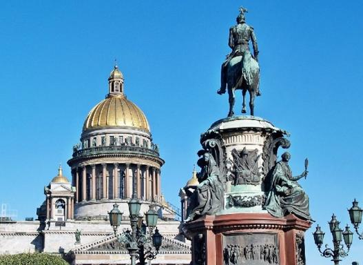 St. Petersburg Discovery Tour