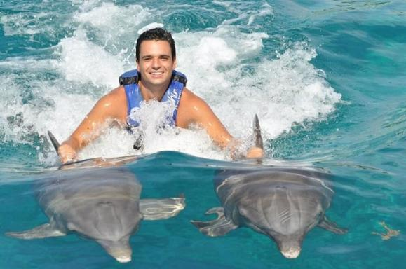 Dolphin Swimming Adventure