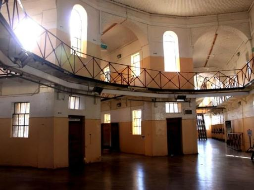 Castlemaine Gaol Ghost Tour