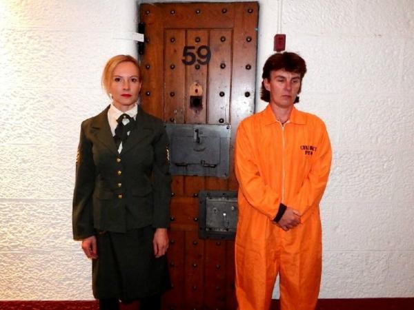 Pentridge Prison D Ghost Tour