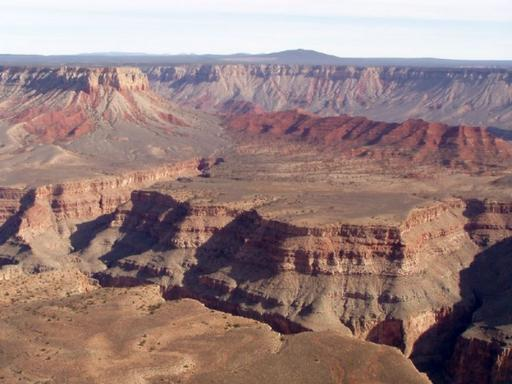 Grand Canyon West Helicopter and Riverboat Tour
