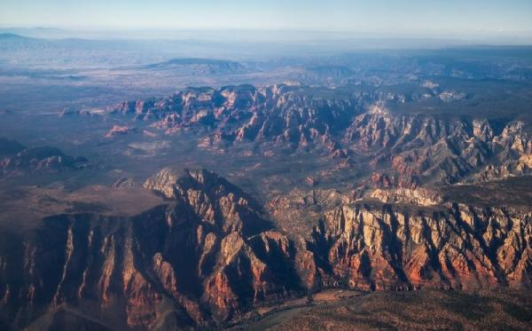 Extended Grand Canyon West Airplane Tour