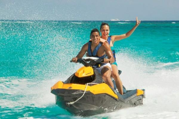 Reef Adventure, ATV & Waverunner Combo Tour