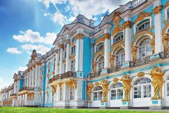 4-Hour Catherine Palace Early Access Tour
