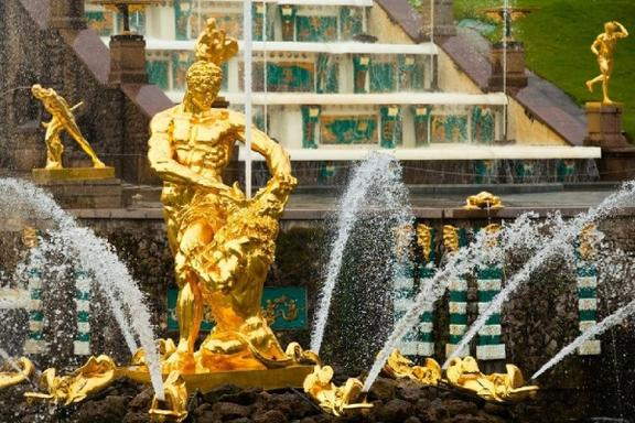 5-Hour Peterhof Grand Palace and Park Tour: Skip-the-Line