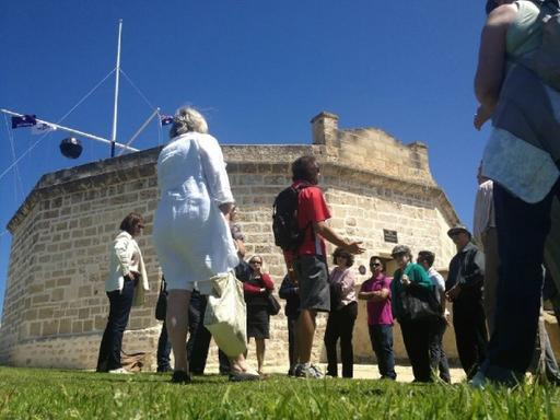 Sailors Guide to Fremantle Historical Walking Tour