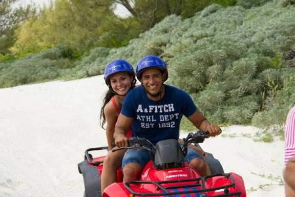 Paradise Adventure by ATV & Speed Boats