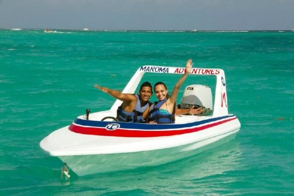 Reef Adventure, ATV & Speed Boat Combo Tour