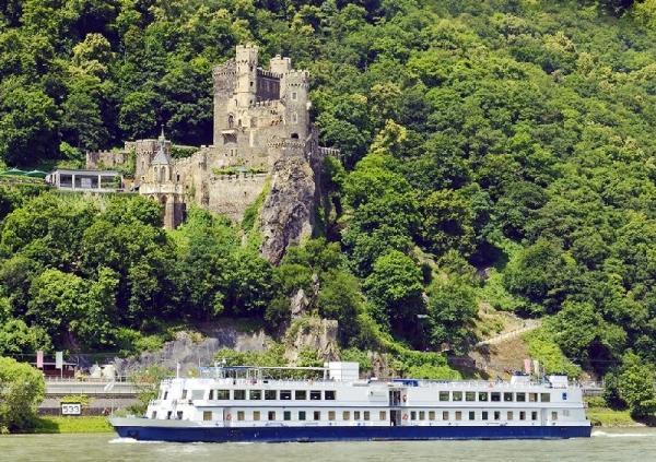 Frankfurt City Tour w/ Rhine River Cruise