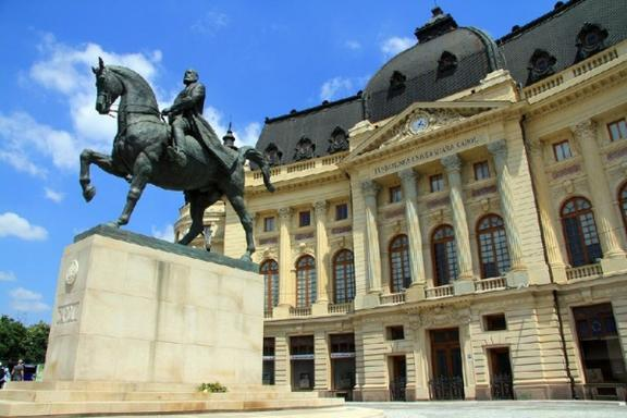 Bucharest Panoramic City Tour