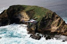 helicopter rides to grand canyon from vegas:Molokai Voyage Helicopter Trip