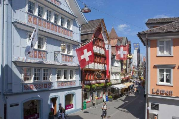 Appenzell Day Trip from Zurich