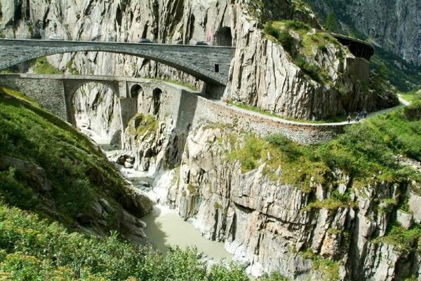 Into the Swiss Alps Summer Tour