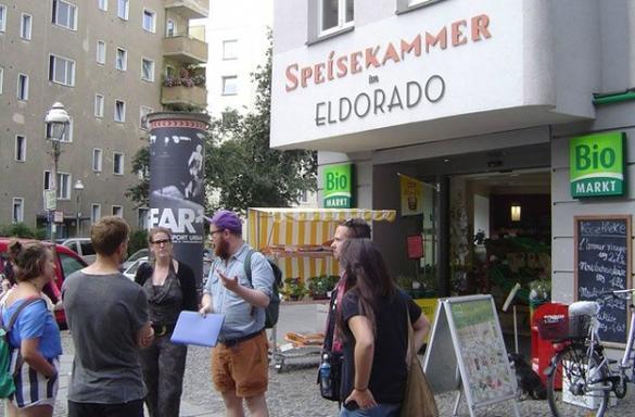 Queer Berlin Walking Tour