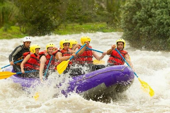Lehigh River Whitewater Rafting from NYC