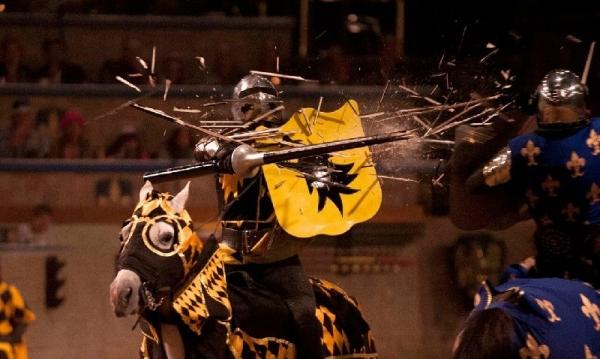 Medieval Times Dinner Show - Buena Park