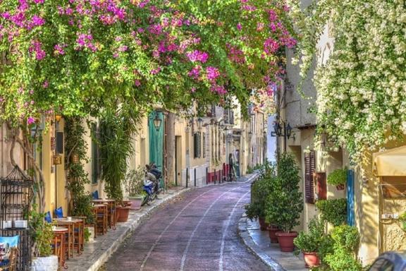 Athens Morning Walking Tour