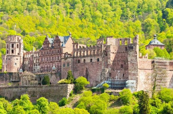 Heidelberg Day Trip w/ Frankfurt City Tour