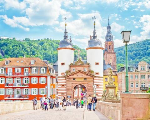 Day Trip to Heidelberg and Nuremberg