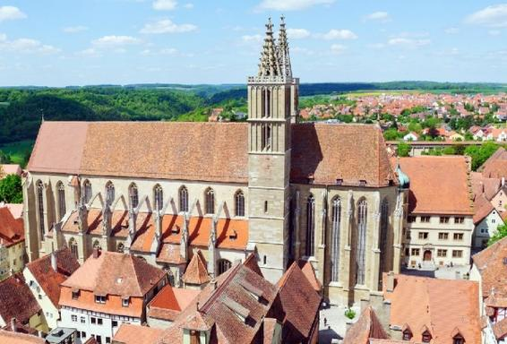 Rothenburg Day Trip From Frankfurt
