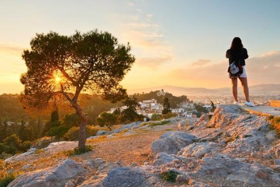 Athens Mythology Walking Tour: Plaka - Areopagus - Acropolis - Ancient Agora