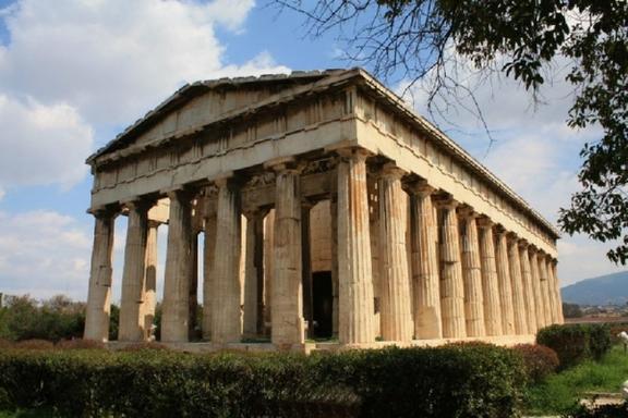 Athens Mythology Walking Tour