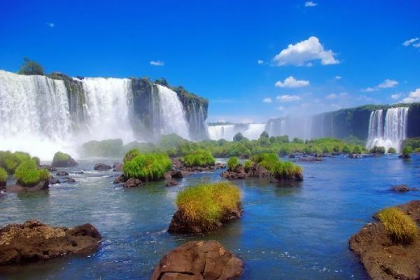 6-Day Brazil Tour: Rio de Janeiro - Iguazu Falls