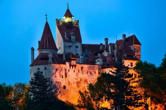 Dracula's Castle Day Trip from Bucharest