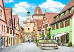Day Tour to Heidelberg and Rothenburg